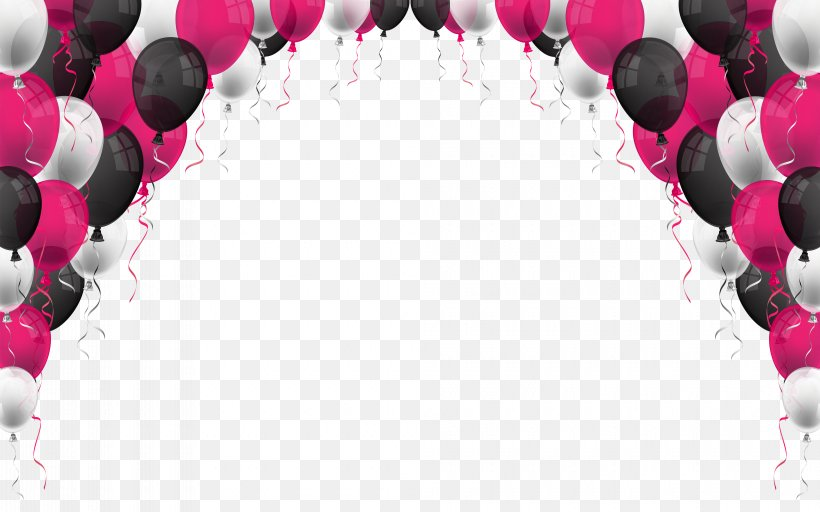 Balloon Stock Photography Stock Illustration Clip Art, PNG, 8000x4997px, Balloon, Black, Carnival, Confetti, Fotosearch Download Free