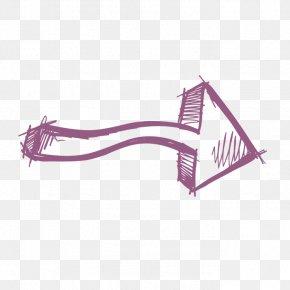 Purple Arrow - Violet Arrow Purple PNG