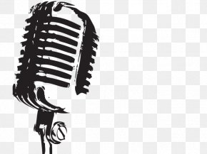 Mic Transparent Background - Microphone Clip Art PNG