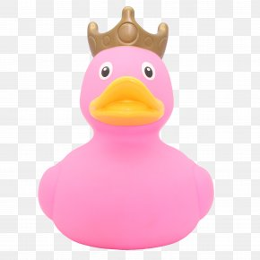 Jemima Puddle Duck - Rubber Duck Natural Rubber Bathtub Toy PNG