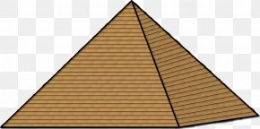 Pyramid - Facade Roof Triangle Siding PNG