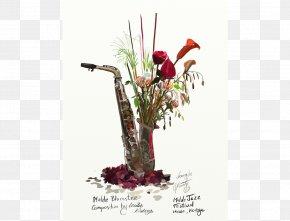 Vase - Floral Design Vase PNG