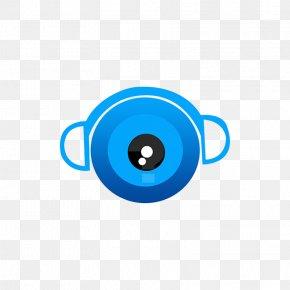 Flat Camera Headset - Logo Headset Camera PNG