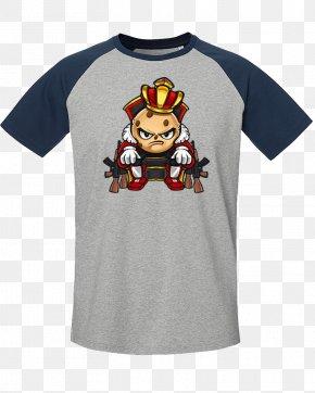 T-shirt - T-shirt Raglan Sleeve Cotton Unisex PNG