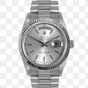 Rolex - Rolex Datejust Rolex Day-Date Watch 1980s PNG