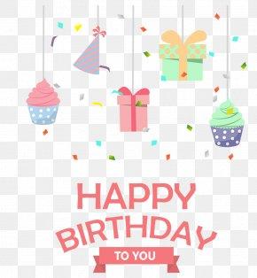 Birthday - Birthday Cake Party PNG