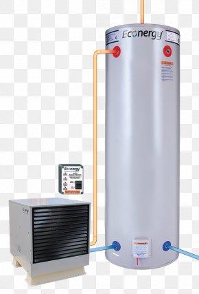 Hot Water - Heat Pump Water Heating PNG