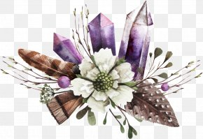 Flower Transparent - Vector Graphics Illustration Image Watercolor Painting PNG