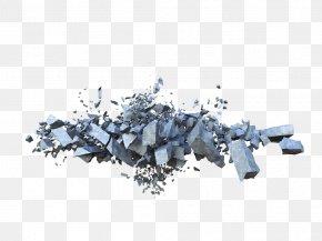 Floating Rock Fragments - Rock Download BMP File Format PNG