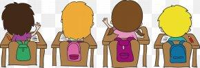 Students Children - School Teacher Alumnado Classroom PNG
