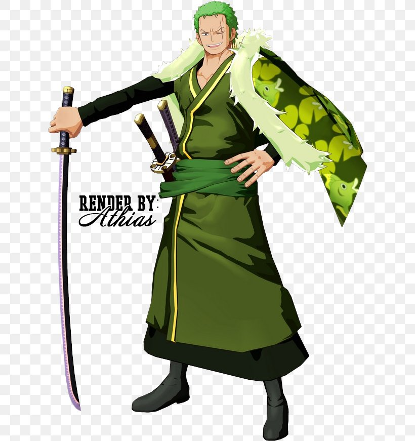 Roronoa Zoro Monkey D. Luffy Vinsmoke Sanji One Piece: Unlimited World Red Usopp, PNG, 632x871px, Roronoa Zoro, Character, Costume, Costume Design, Dracule Mihawk Download Free