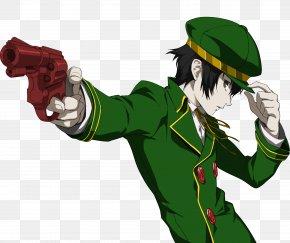 Gun Cartoon - Shin Megami Tensei: Persona 4 Persona 4 Arena Ultimax Persona 4: Dancing All Night Naoto Shirogane PNG