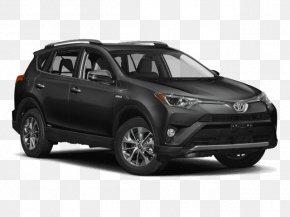 Toyota RAV4 - 2018 Toyota RAV4 Hybrid XLE Sport Utility Vehicle 2018 Toyota RAV4 Limited 2018 Toyota RAV4 SE PNG