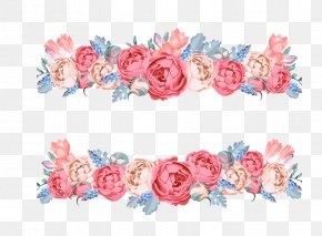 Vector Pink Flowers - Flower Floral Design PNG