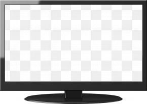 Monitor Image - Television Set Computer Monitor Display Device PNG