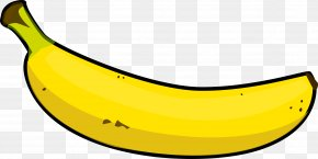 Banana - Shareware Treasure Chest: Clip Art Collection Openclipart Image PNG