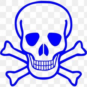 Skull - Skull And Bones Skull And Crossbones Drawing Human Skull Symbolism Clip Art PNG