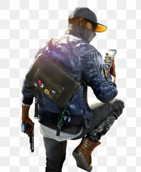 Watch Dogs - Watch Dogs 2 PlayStation 4 4K Resolution Ultra-high-definition Television PNG