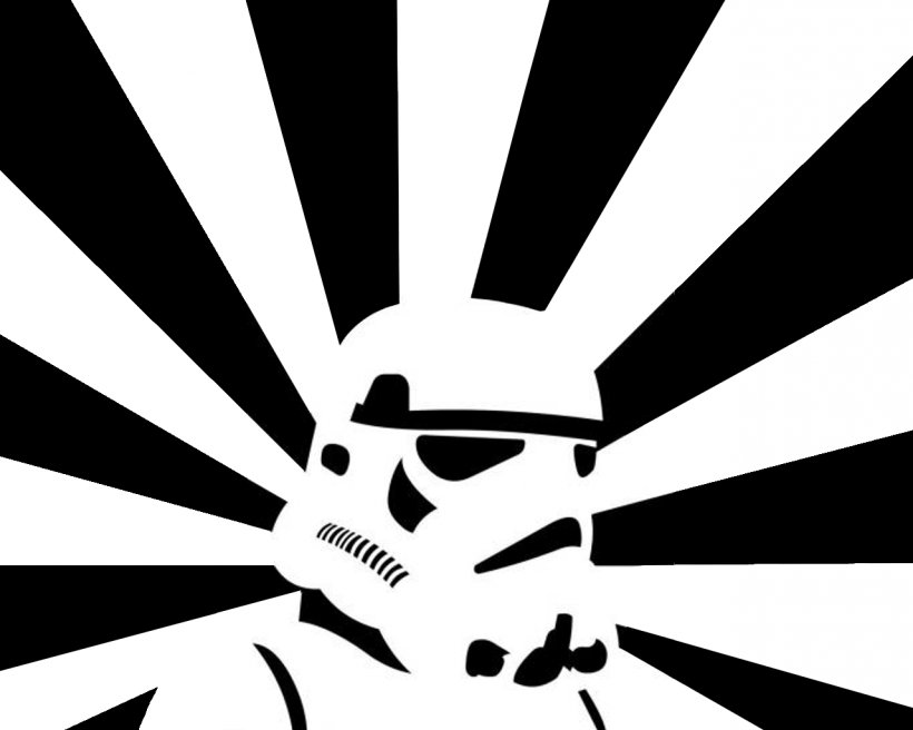 Stormtrooper Star Wars Art Wallpaper