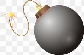 Bomb - Bomb Explosive Material PNG
