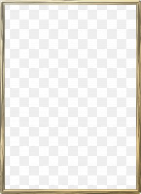 Gold Border Frame Photo - Film Frame Frame Line Icon PNG
