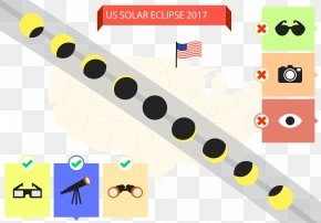 The United States Watches Eclipses - United States Solar Eclipse Of August 21, 2017 Lunar Eclipse PNG