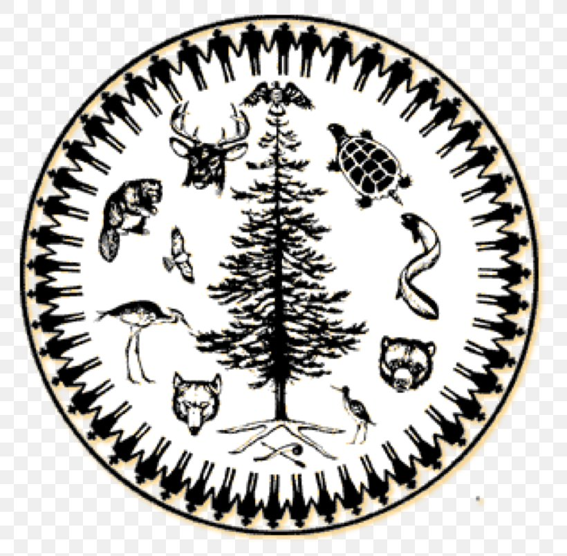 Six Nations Of The Grand River Iroquois Tree Of Peace Onondaga ...