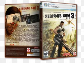 Multicolor Flyer - Serious Sam 3: BFE Serious Sam HD: The First Encounter Serious Sam 2 Serious Sam: The First Encounter Video Games PNG