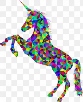 Unicorn, Horn, Horse, Equine - Horse Unicorn Silhouette Equestrian Horn PNG