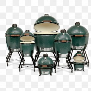 Outdoor Grill - Barbecue Big Green Egg Kamado Grilling Oven PNG