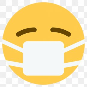 Confused Person - Emojipedia Surgical Mask CES 2018 Influenza PNG