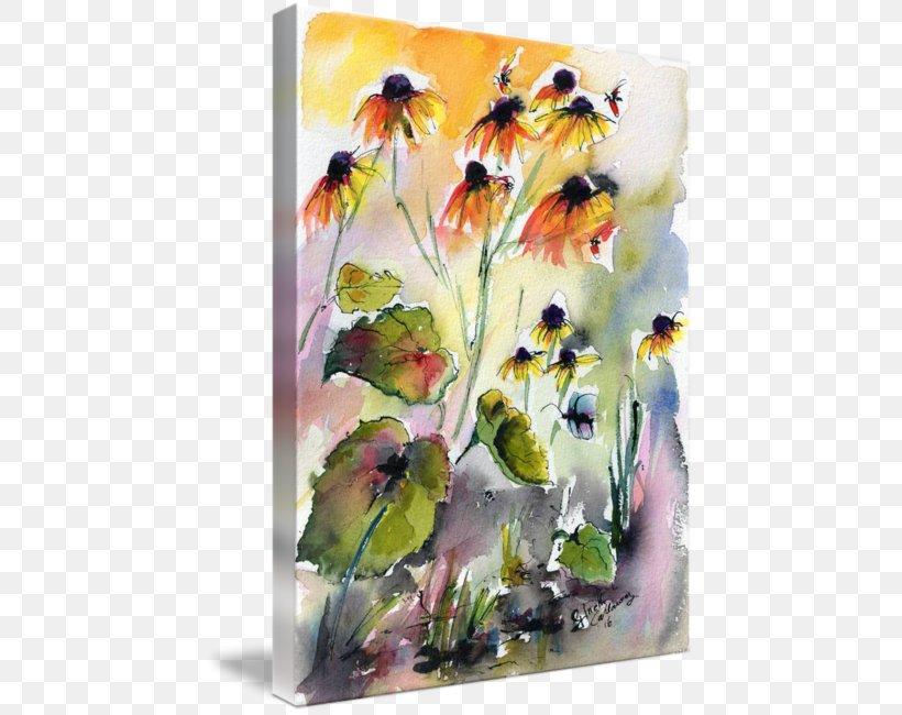 Floral Design Watercolor Painting Watercolour Flowers Paper, PNG, 445x650px, Floral Design, Acrylic Paint, Art, Artwork, Canvas Download Free