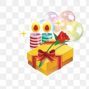 Birthday Present - Gift Birthday Clip Art PNG