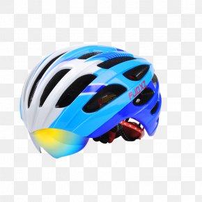 Helmet Helmets - Bicycle Helmet Cycling Mountain Bike PNG
