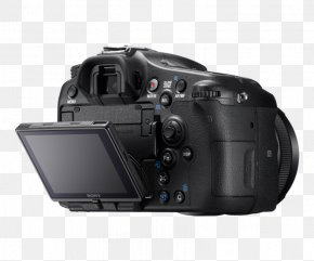 Camera - Sony Alpha 77 Digital SLR Sony SLT Camera APS-C PNG