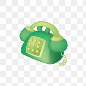Home Phone - Google Images Telephone Green PNG
