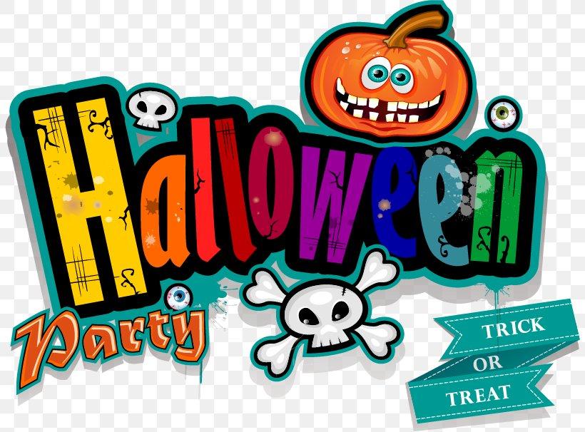 Halloween Jack-o'-lantern Party Pumpkin, PNG, 806x606px, Halloween, All Saints Day, Bezpera, Brand, Clip Art Download Free