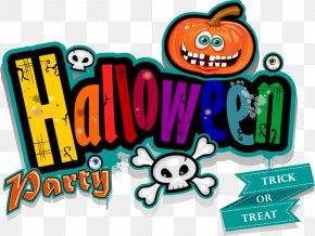 Halloween Design Elements HALLOWEEN - Halloween Jack-o'-lantern Party Pumpkin PNG