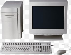 Computer Desktop Pc Image - Computer Case Desktop Computer Personal Computer Macintosh PNG