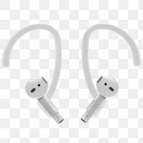 Stereo Rings - AirPods IPhone 7 Plus MacBook Air Apple Earbuds PNG