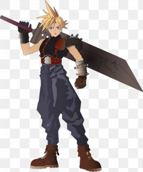 Cloud Final Fantasy - Final Fantasy VII Remake Cloud Strife Sephiroth Super Smash Bros. For Nintendo 3DS And Wii U PNG