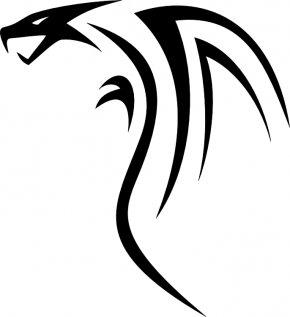 Simple Dragon - Logo PicsArt Photo Studio YouTube Editing PNG