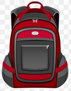 Backpack - Backpack Blue Clip Art PNG