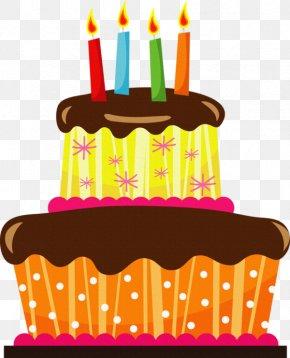 Cartoon Birthday Cake Sticker - Birthday Cake Cupcake Wedding Cake Bakery Clip Art PNG