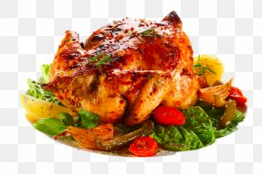 Tasty Roast Chicken - Tandoori Chicken Roast Chicken Barbecue Chicken Fried Chicken PNG