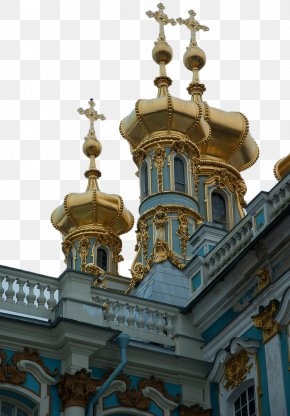 European Church Building - Catherine Palace Saint Petersburg Musxe9e Du Louvre Church PNG