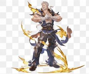 Asuras Wrath Art Illustration - Granblue Fantasy Video Games Character Art Illustration PNG