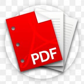 Wonderful Pdf Icon Logo - Portable Document Format Adobe Reader Adobe Acrobat Computer Software PNG