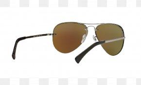 Ray Ban - Ray-Ban RB3546 Sunglasses Persol Ray-Ban Hexagonal Flat Lenses PNG