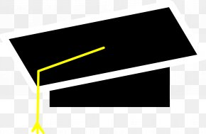 Graduation - Square Academic Cap Graduation Ceremony Clip Art PNG